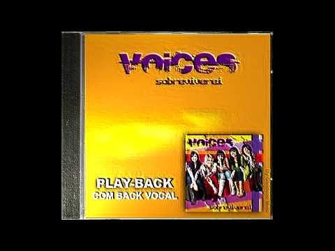 Baixar Voices - NO DESERTO - PlayBack Com Back Vocal