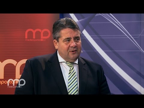 BUSINESS TODAY: Sigmar Gabriel - Perspektiven für digitale Wirtschaft