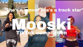 "Mooski - track star ""she's a runner she's a track star"" 