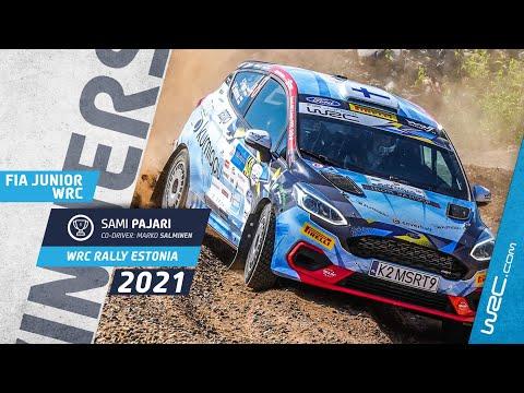 FIA Junior WRC - Event Highlights - Rally Estonia 2021