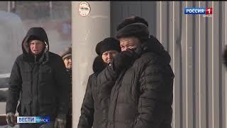 В Омске установлен температурный рекорд декабря