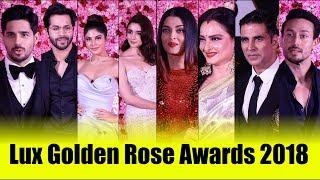 Lux Golden Rose Awards 2018 Redcarpet | FUll SHOW | Kareena Kapoor, Akshay Kumar, Alia Bhatt