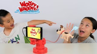Woofy Whoops Funny Dog Wee Board Games Fun With Ckn Toys