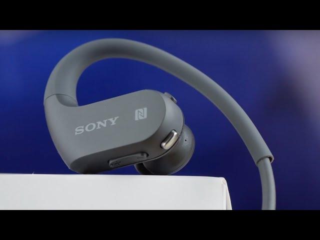 Sony Nw-Ws414 Test