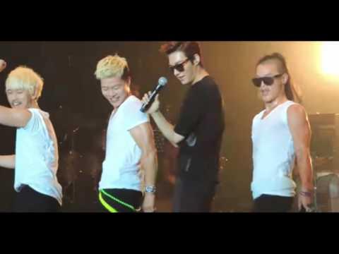 Lee jong suk, x Kim Woo Bin x Lee Min Ho Dancing