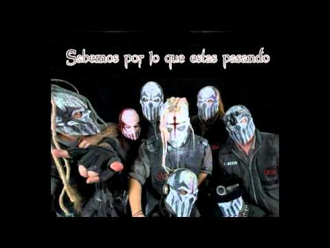 Mushroomhead - The fallen (Subtitulos en español)
