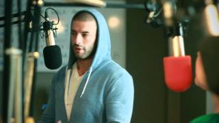 Darcy Oake Live on Hot 103 fm June 5, 2012