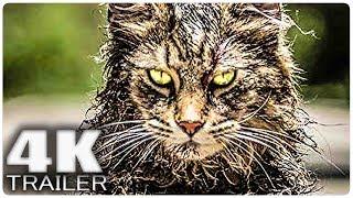 PET SEMATARY Trailer 2 (2019) 4K Ultra HD