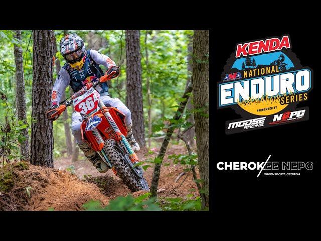 AMA National Enduro USA 2021 | Cherokee - Rd4