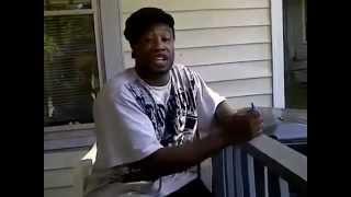 """Alpoko Don """"Sittin Sideways"""" (on da porch freestyle)"""