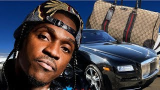 6 EXPENSIVE THINGS OWNED BY PUSHA T.