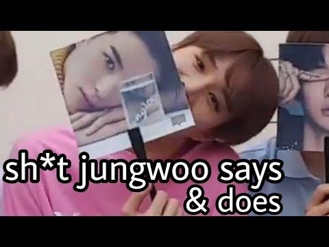 [nct] kim jungwoo's encyclopedia