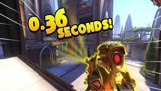 6 Kills In 0.36 Seconds..!! - Overwatch Hexakills Montage