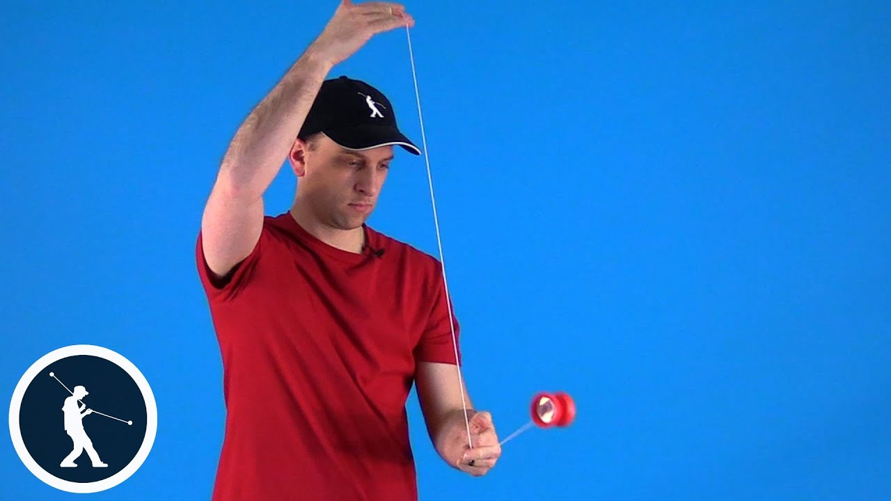 How to do the Zipper 1A Yoyo Trick - YouTube