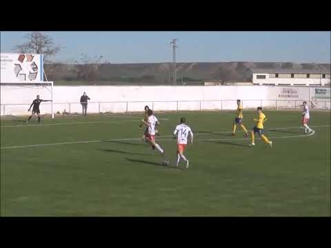 (RESUMEN y GOLES) CD Robres 0-4 SD Borja / J 22ª / 3ª División