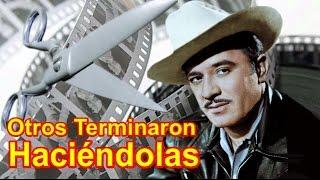 Las Películas que Dejó Pendientes Pedro Infante