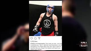 UFC Fighters react to Tony Ferguson vs. Khabib Nurmagomedov cancelation Max Holloway in for UFC 223