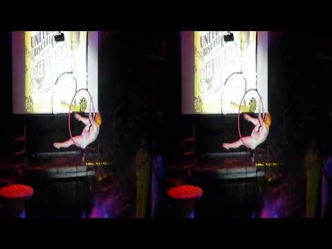 Aerial Hoop performance by Lula Apple Bruise (YT3D:Enable=True)