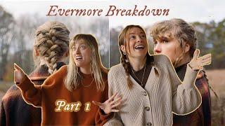 ALBUM BREAKDOWN: Evermore - Taylor Swift PART 1
