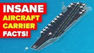 50 Insane Aircraft Carrier Facts That Will Shock You