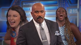 Top 5 moments with Steve Harvey from March 2019! | Family Feud