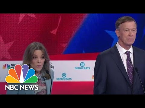 John Hickenloope, Marianne Williamson Call Separation At Border, Kidnapping | NBC News