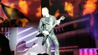 "Judas Priest ""The Sentinel"" Live AtMohegan Sun Arena Uncasville, CT"