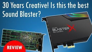 Is the SoundBlasterX AE-5 Creative's best Sound Blaster?