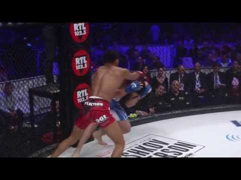 Bellator Here and Now: AJ McKee