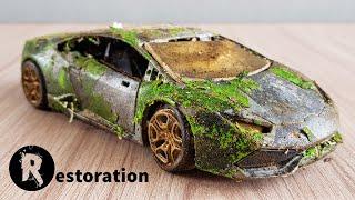 Restoration Lamborghini Huracan Model SuperCar Restore
