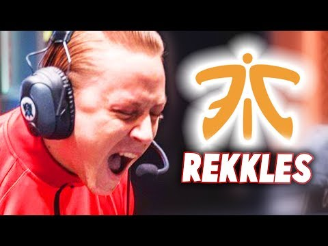 When REKKLES Pulled Out The BIGGEST COMEBACK in League Of Legends History !