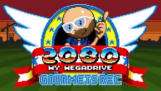 2080 - My Megadrive (official video) HD