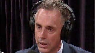Joe Rogan - Jordan Peterson Cries When Talking About His Fans