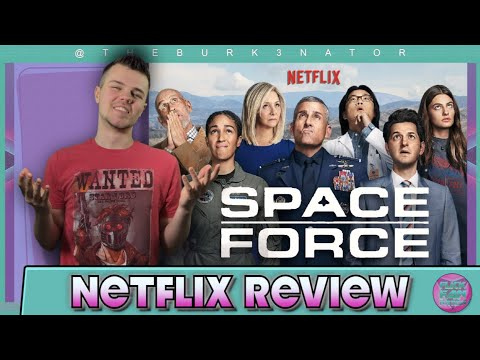 Space Force Netflix Series Review