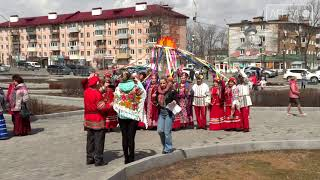 В Артёме отметили Международный день танца