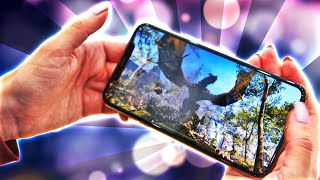 GAMING ON THE NEW iPhone XS Max! (Hands-On)