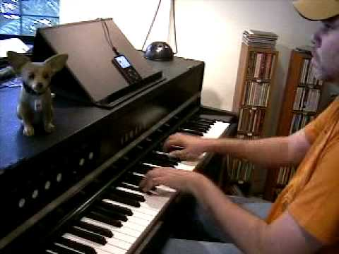 Pete Conde Rodriguez - Catalina la O - Piano - AleMarquis