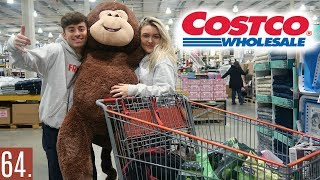 EXPLORE COSTCO FOR THE FIRST TIME WITH ME Ft. The Social Climbers!