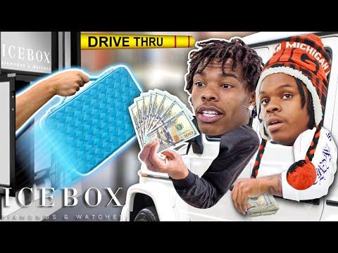 Icebox Drive-Thru: 42 Dugg & Lil Baby!