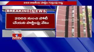 Central Election Commission Delists 255 Political Parties..