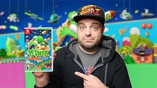 I DON'T REGRET Buying Yoshi's Crafted World for Switch! | RGT 85