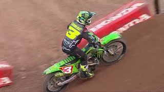 450SX Main Event Highlights - Round 15 Presented by Discount Tire -  Salt Lake City