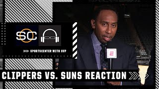 Stephen A. sounds off on Paul George missing FTs: 'Must close when you're a star' | SC with SVP