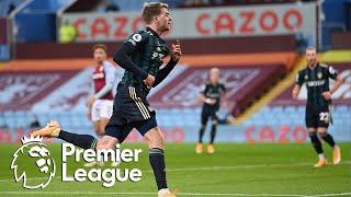 Patrick Bamford's hat trick for Leeds United against Aston Villa   Premier League   NBC Sports