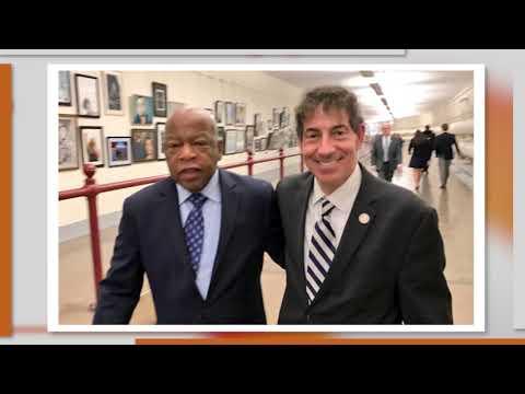 Congressman Jamie Raskin Remembers Civil Rights Legend John Lewis
