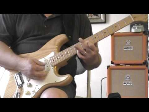 An Albert King classic with a Hendrix style performance.