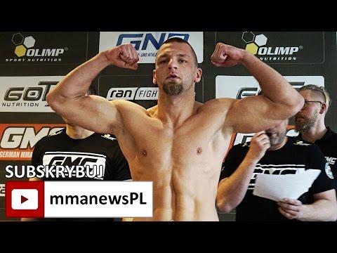 GMC 11: Dawid Zawada liczy na nokaut w walce z Andreasem Stahlem (+video)