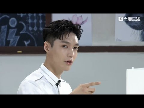 (Eng Sub) 160920 Planters Broadcast 张艺兴 Zhang Yixing LAY Impromptu Q&A with Piano