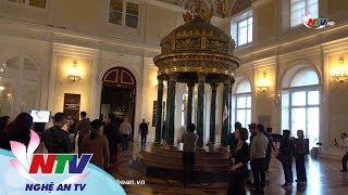 St.Petersburg – Thành phố du lịch hấp dẫn trên thế giới