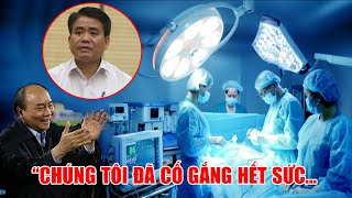 TIN NỬA ĐÊM: Nguyễn Đức Chung HÔN MÊ SÂU, tỷ lệ sống chỉ 20% - tiết lộ từ blogger Người Buôn Gió